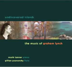 graham lynch: undiscovered islands CD